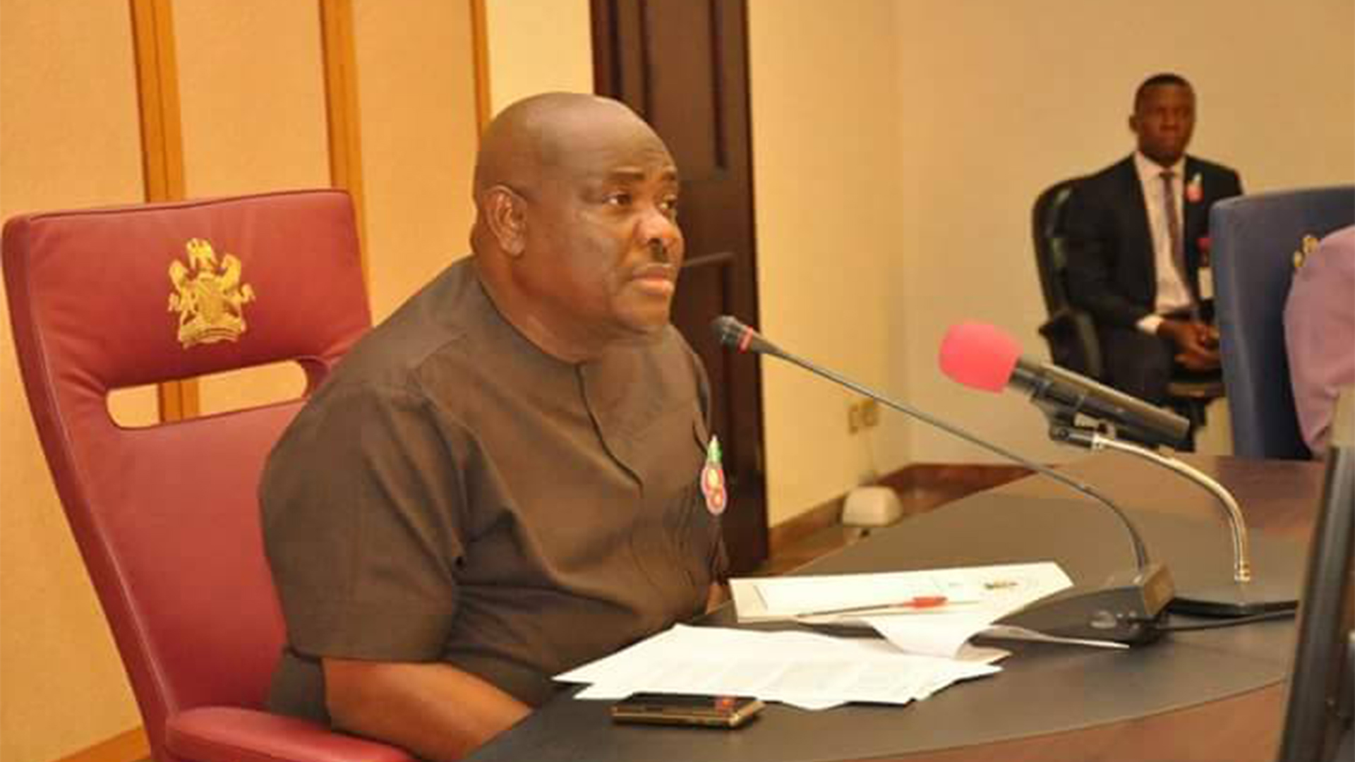 Commercial agriculture: Gov. Wike seeks partnership with EU