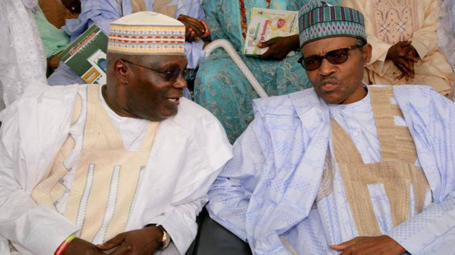 Atiku and Jubril