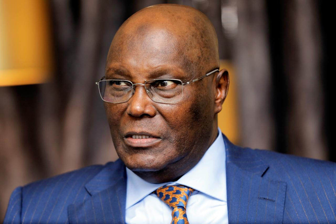 Atiku, PDP show video to prove use of server for polls