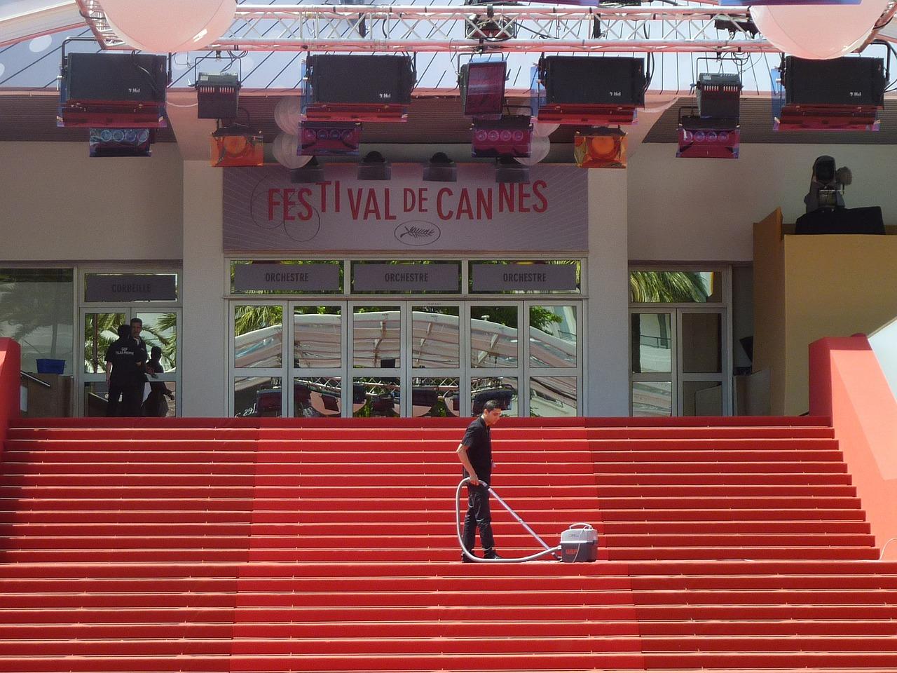 NFVCB, Filmmakers 'light up' Africa Pavillion at Cannes
