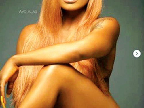 Actress Uche Ogbodo tells her story with nude pictures