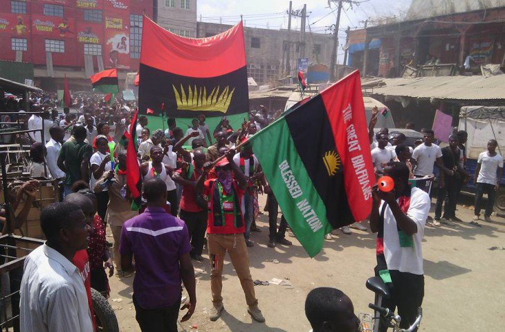 IPOB, bishop cleric trade words over RUGA in South East