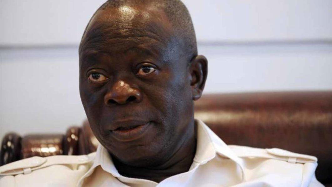 Boycott S'African businesses, Oshiomhole urges Nigerians