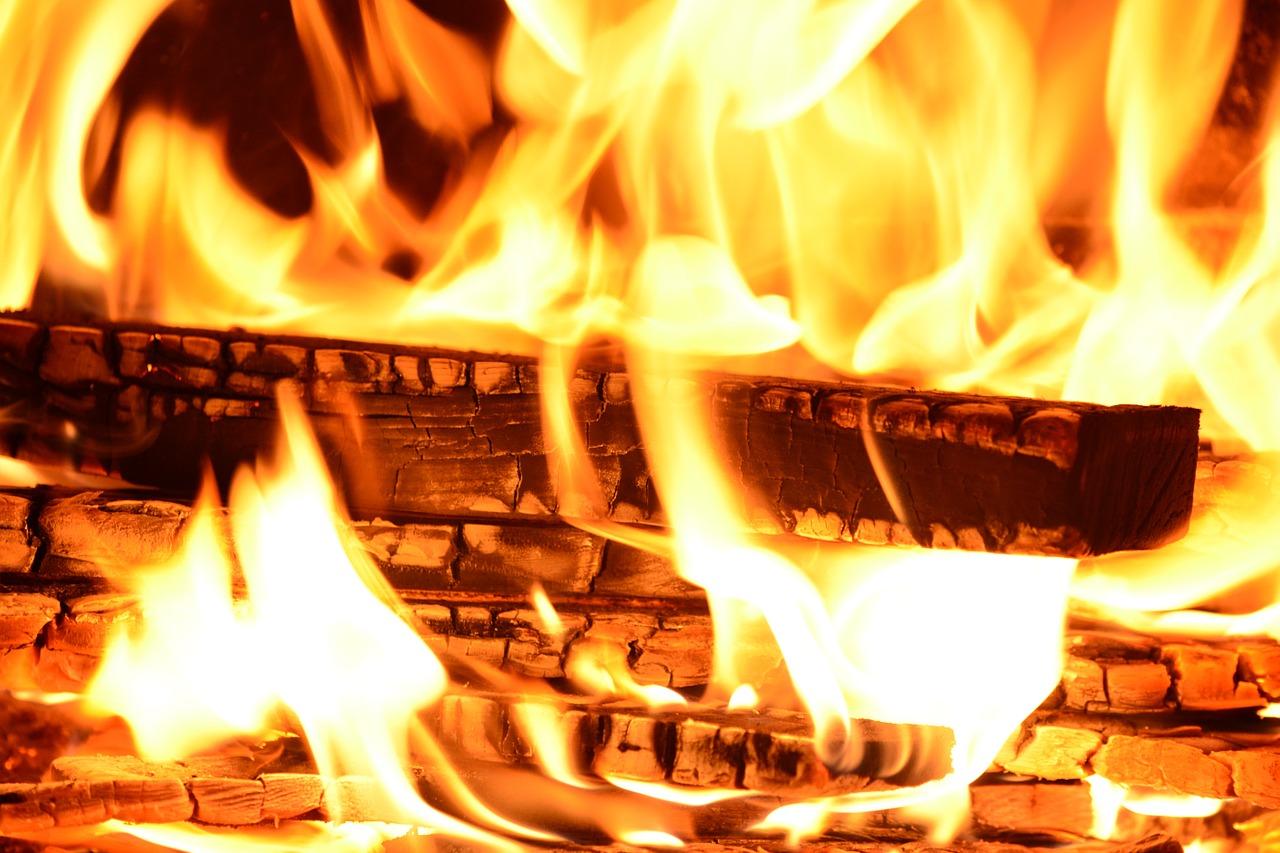 Fire wrecks GSM village in Kogi, ruins goods