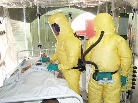 Pastor dies of Ebola after praying for sick person
