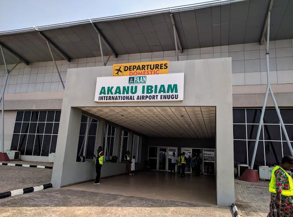 The politics of shutting down Akanu Ibiam International Airport