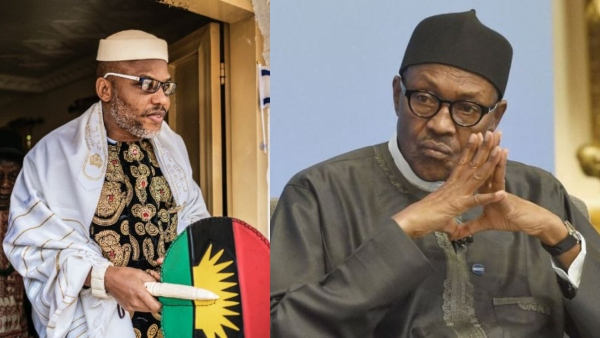 Kanu orders IPOB to arrest Jubril, Buhari's impostor