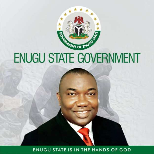 Is Enugu state still in the hands of God?