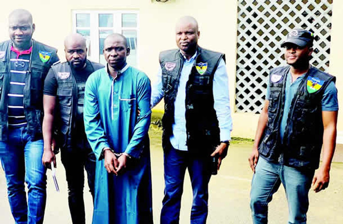 How soldiers helped me escape from police custody - Wadume