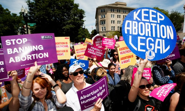 Alabama's Near-Total Abortion Ban Blocked By Federal Judge
