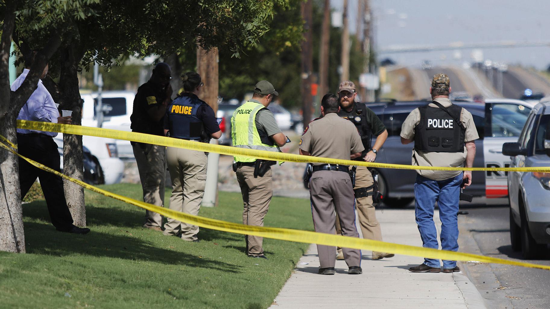 Seven Dead In West Texas Shooting