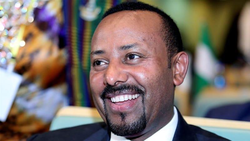 Ethiopia Prime Minister Abiy Wins Nobel Peace Prize