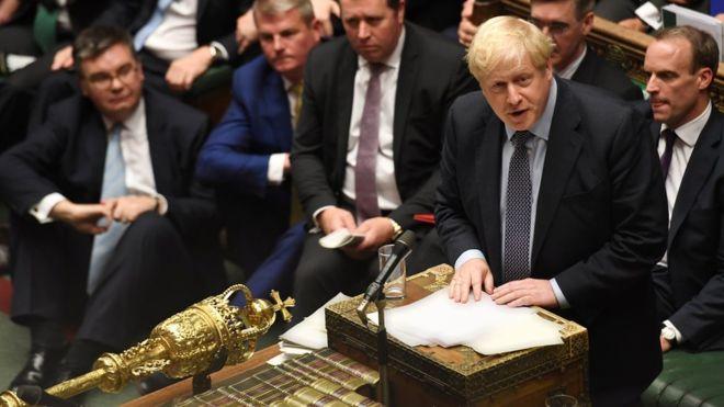 Brexit: Boris Johnson In Last Push To Get Deal Through