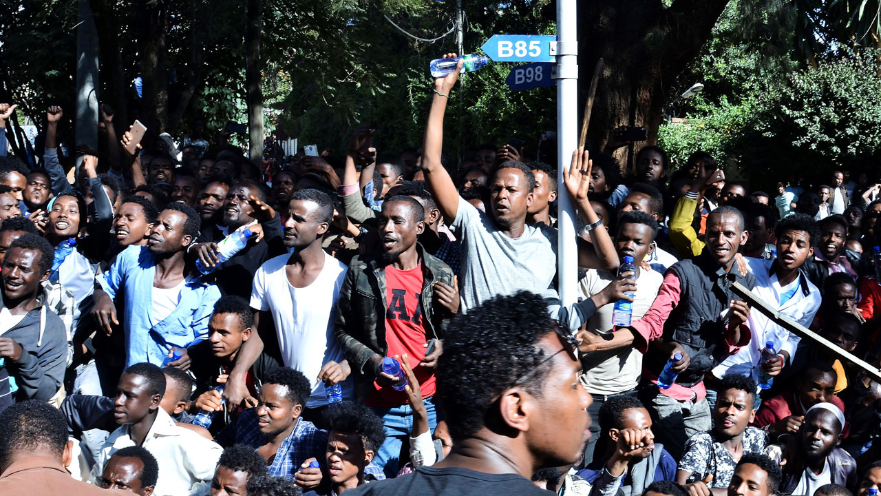 At Least 16 Have Died In Anti-Abiy Protests In Ethiopia