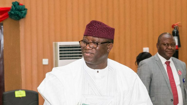 Ekiti State Assembly Passes Vote-Of-Confidence In Kayode