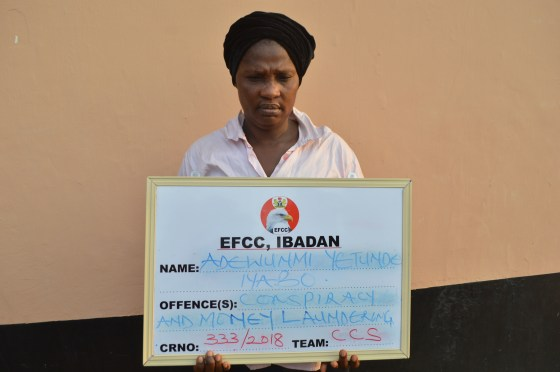 Female Banker Jailed One Year For Fraud In Osogbo