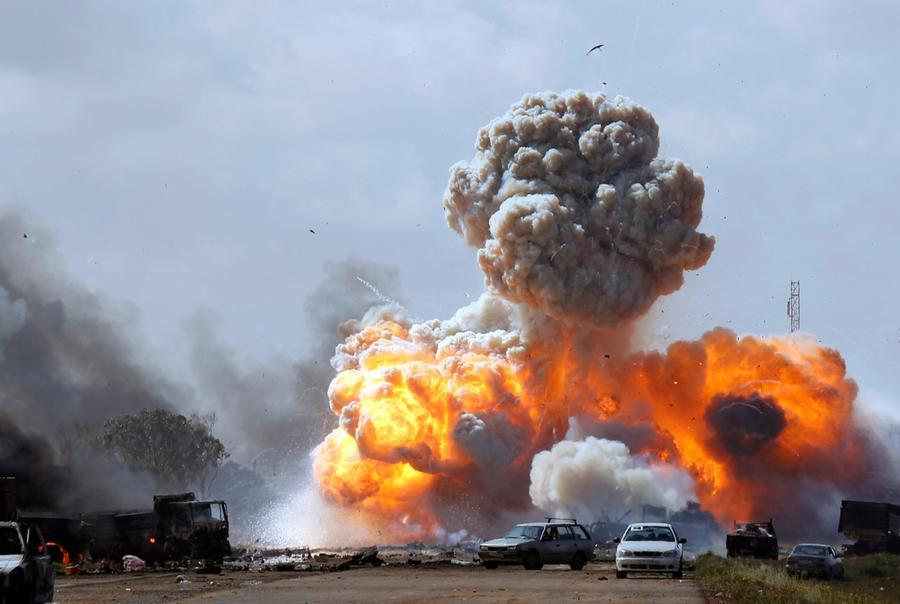 Libya: Three Children Killed, Others Injured By Air Strike