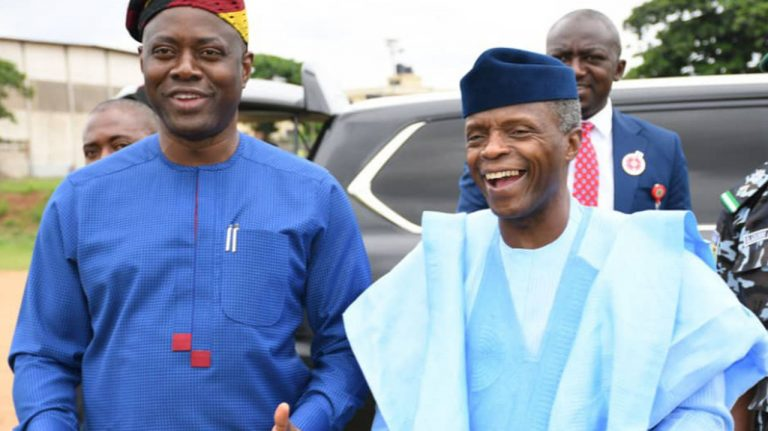 Free Education Policy Of Makinde Is Commendable – Osinbajo