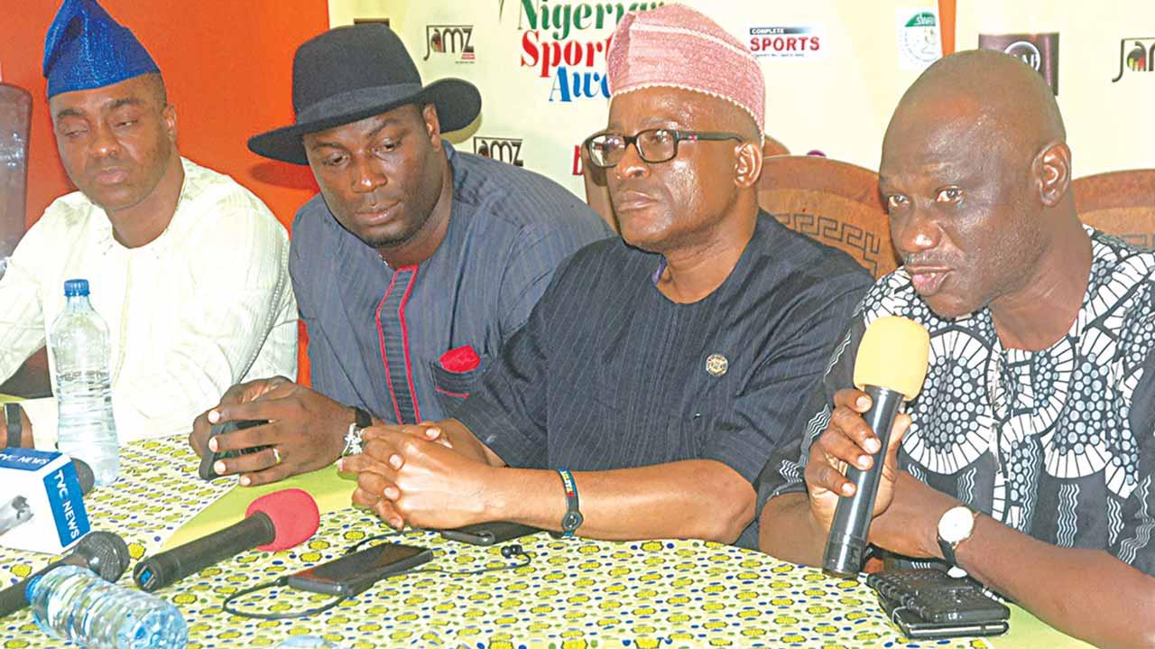 Adesanya, Brume, Others For 2019 Nigerian Sports Award