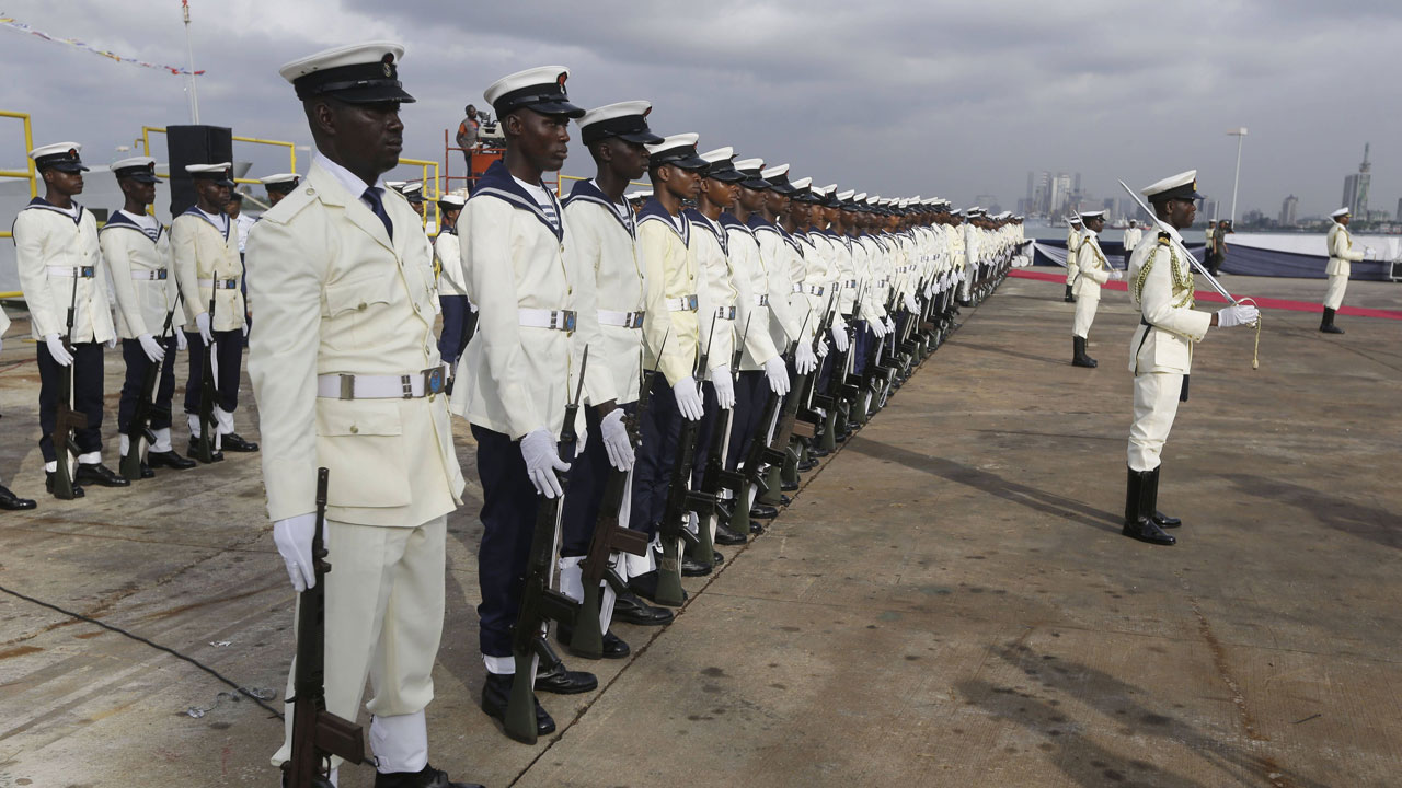 Navy Nabs Suspected Foreign Rice Smugglers In Akwa Ibom