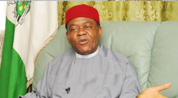 Orji Not Involved In Ex-Aide's Dispute With Hotelier