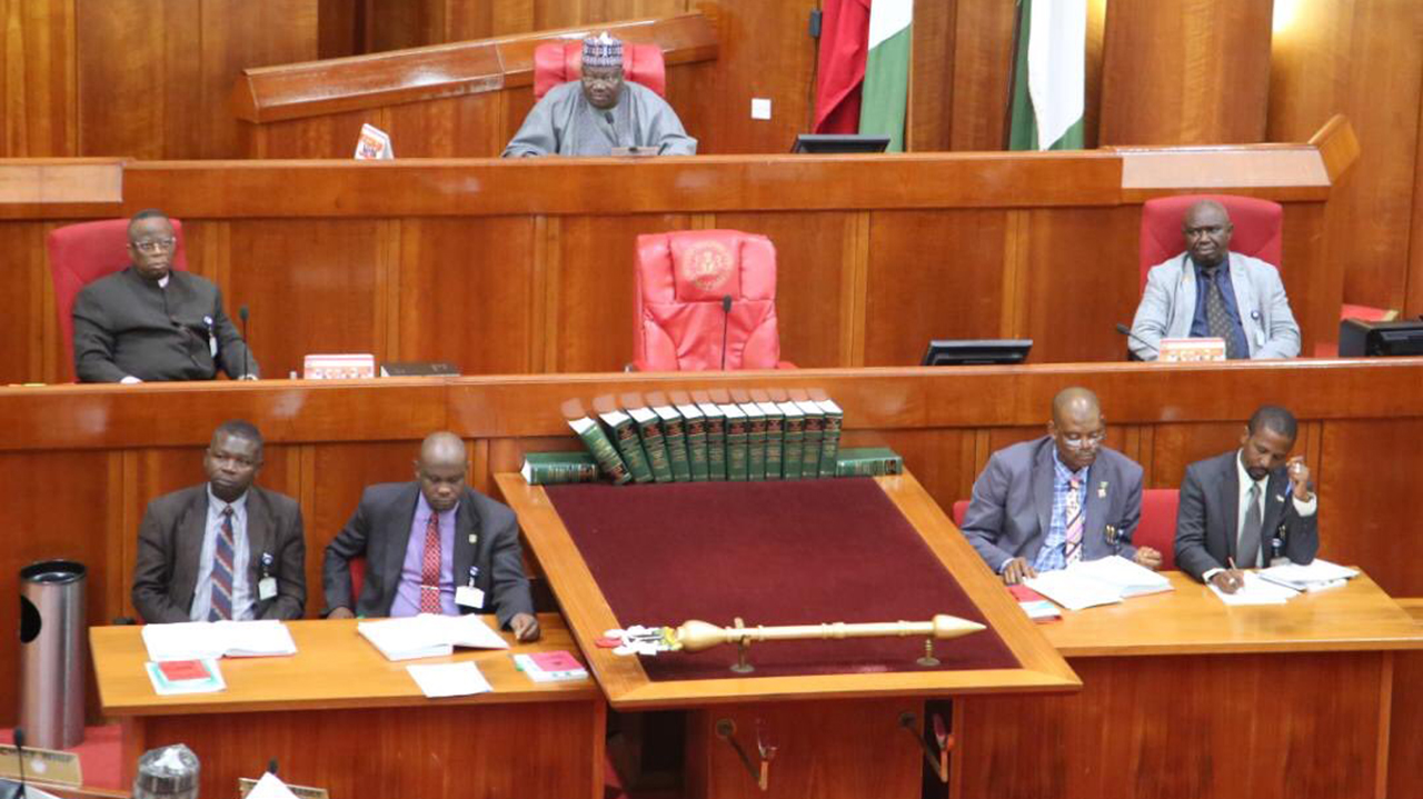 Trouble Brewing Within The Senate Over Recruitment Scandal