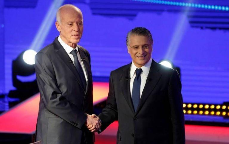 Tunisia Presidential Election, Between Karoui And Saied