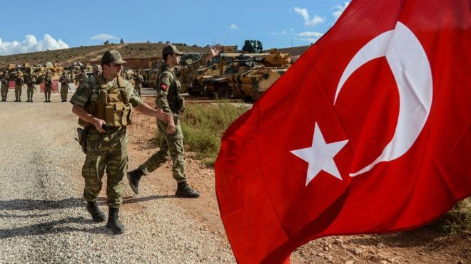 Turkey Syria War: US Builds Pressure To Halt Incursion