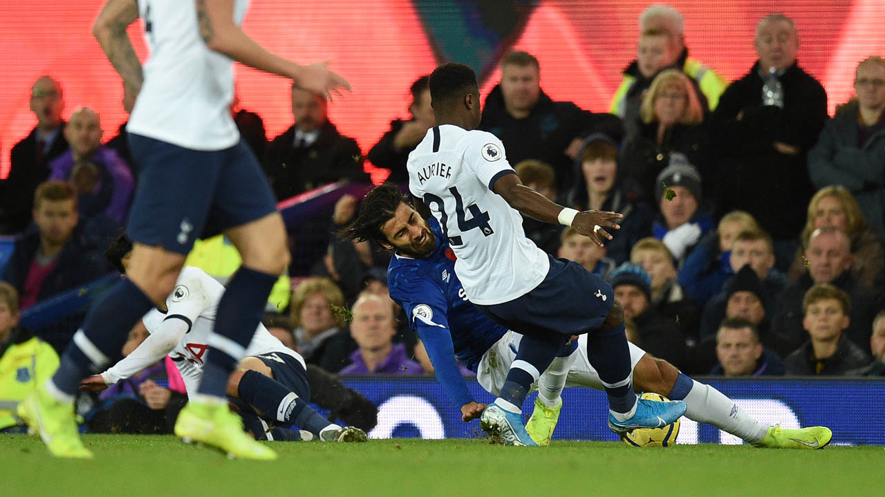 Son's Red Card For Gomes Challenge Rescinded