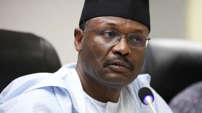 INEC: Yakubu Assumes Office For Second Tenure