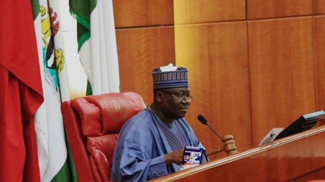Germane Issues Up At Senate Committee Budget Defence