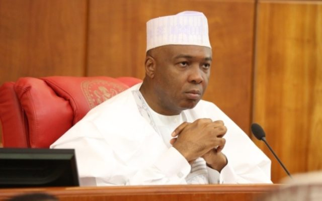 2023: PDP, The Only Hope Nigerians Need To Survive - Saraki