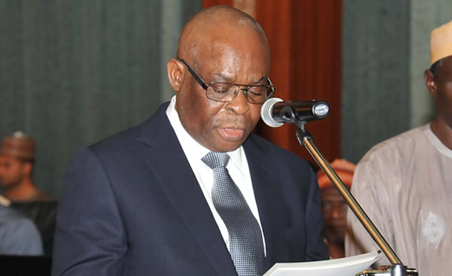 Supreme Court Strikes Out Ex- CJN Onnoghen's Appeal