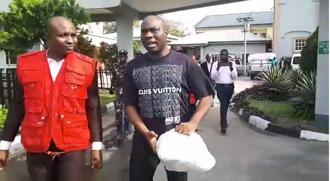 Mompha Rearrested By EFCC