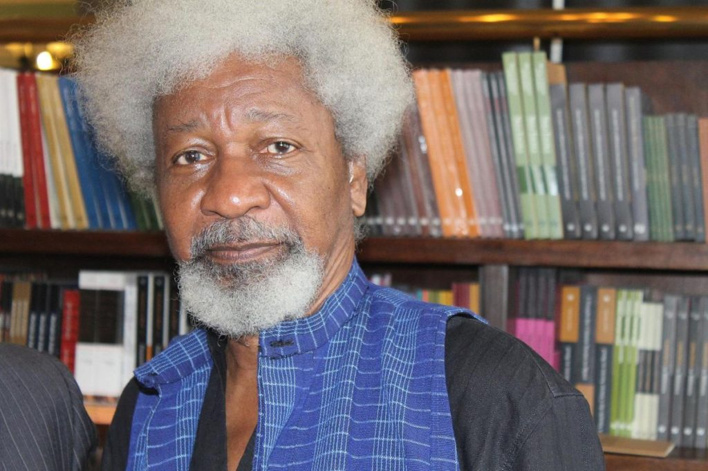 Soyinka Warns Miyetti Allah Against Threat To Govs