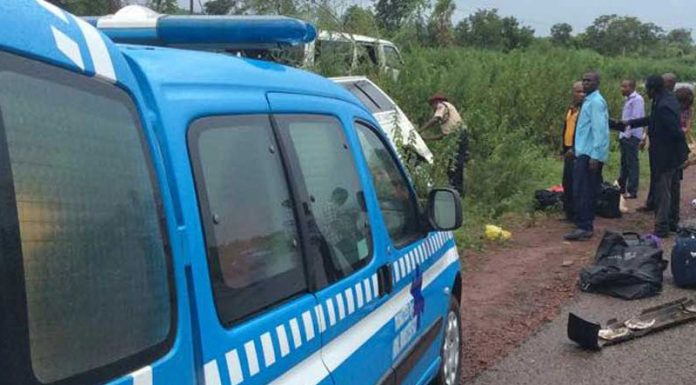 Man Dies, 9 Injured On Lagos-Ibadan Expressway Accident
