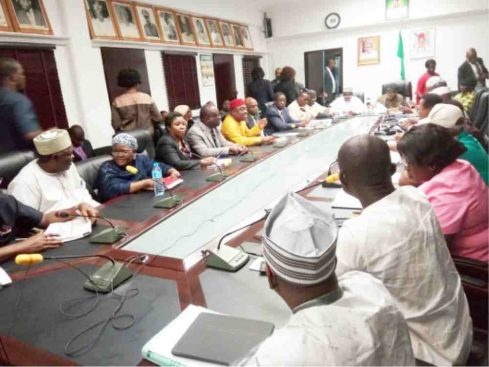 ASUU Strike: ASUU, FG Meet In Abuja