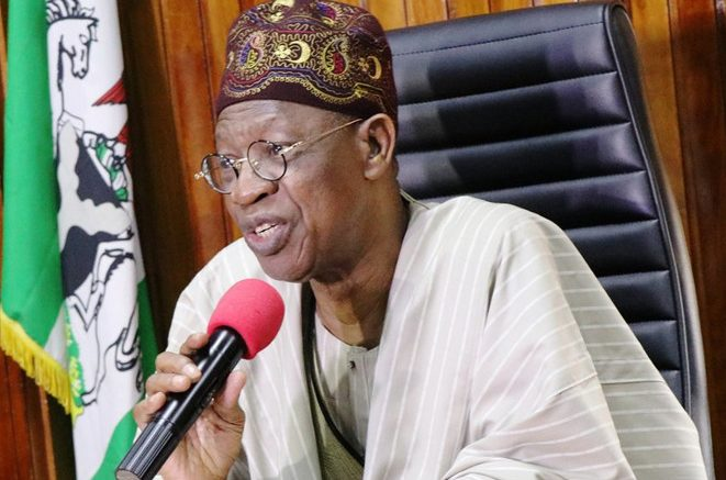 No Sacred Cow In Corruption Fight – Lai Mohammed