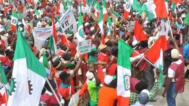 Removing Minimum Wage Will Enslave Workers – NLC, TUC