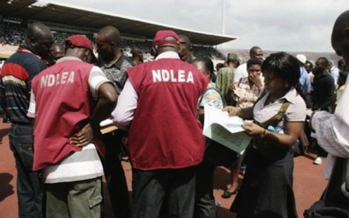 Army Hands Over Suspected Drug Barons To NDLEA