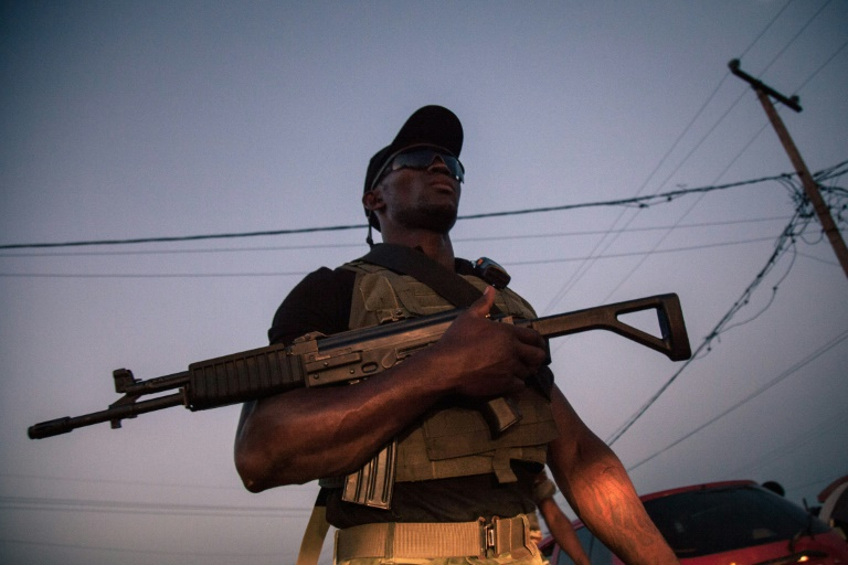 The Cameroon government has been battling armed separatists in English-speaking regions since October 2017