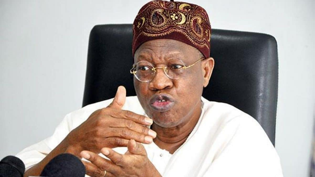 Nigeria Government Won't Shutdown Internet – Lai Mohammed