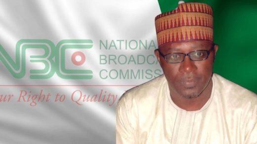 Malam Is'haq Modibbo-Kawu, Director-General, National Broadcasting Commission (NBC).