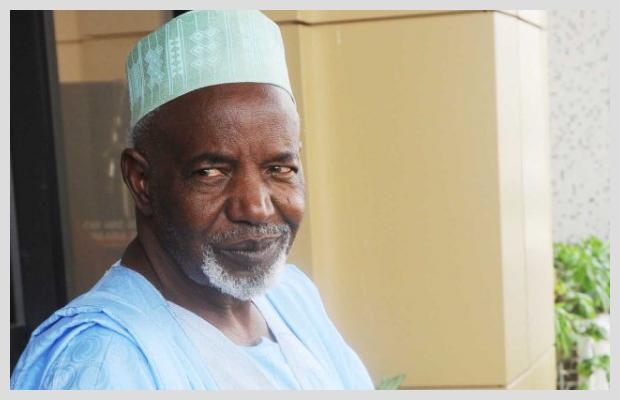 Former governor of old Kaduna State, Alhaji Abdulkadir Balarabe Musa