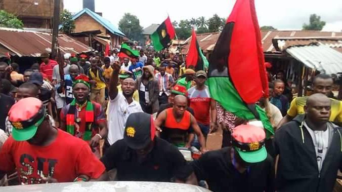 Indigenous People of Biafra (IPOB)