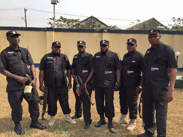 We Trained SARS Operatives, Supplied Equipment – UK