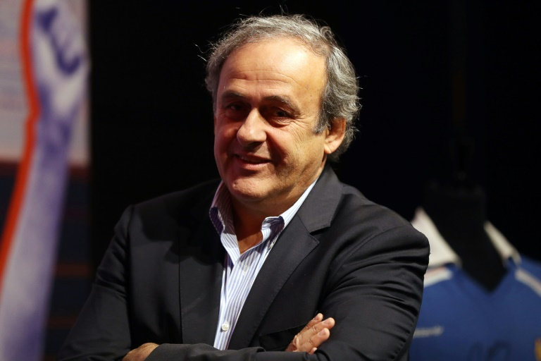 Michel Platini hopes to return to football following his ban