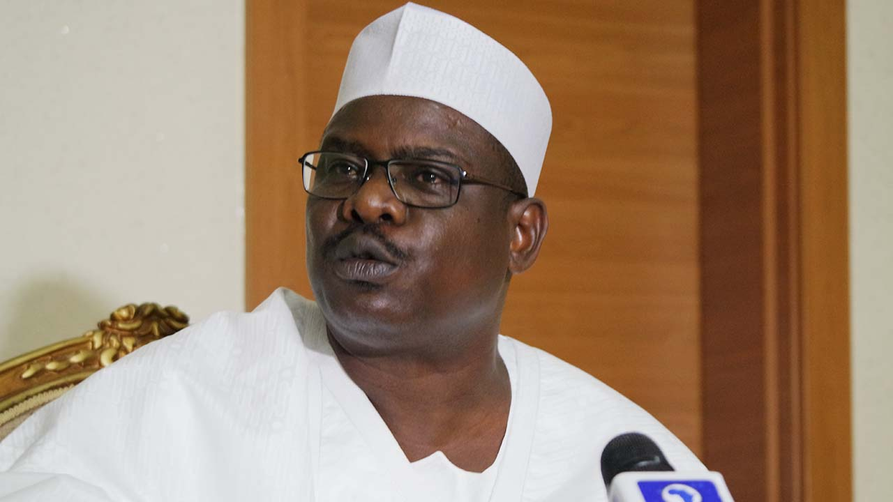 Ndume Kicks Against Blanket Amnesty For Bandits