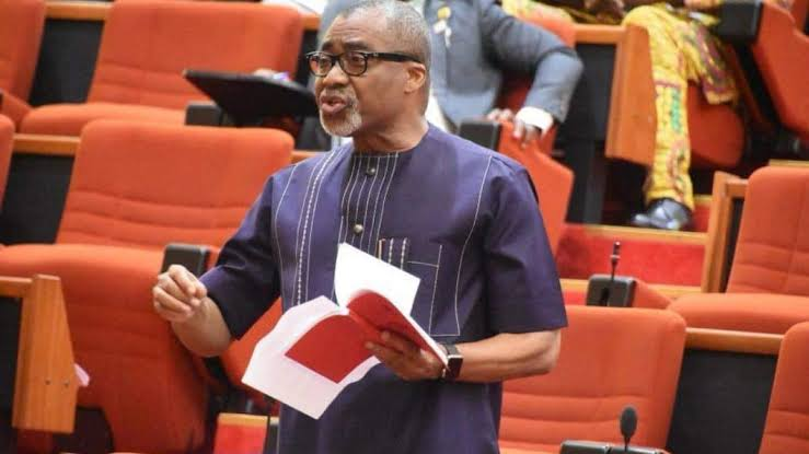 Lawan, Abaribe Trade Words Over Conduct Of 2019 Polls