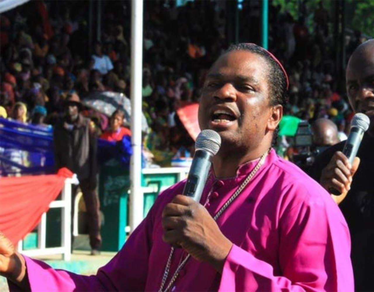 Bishop Sam Zuga